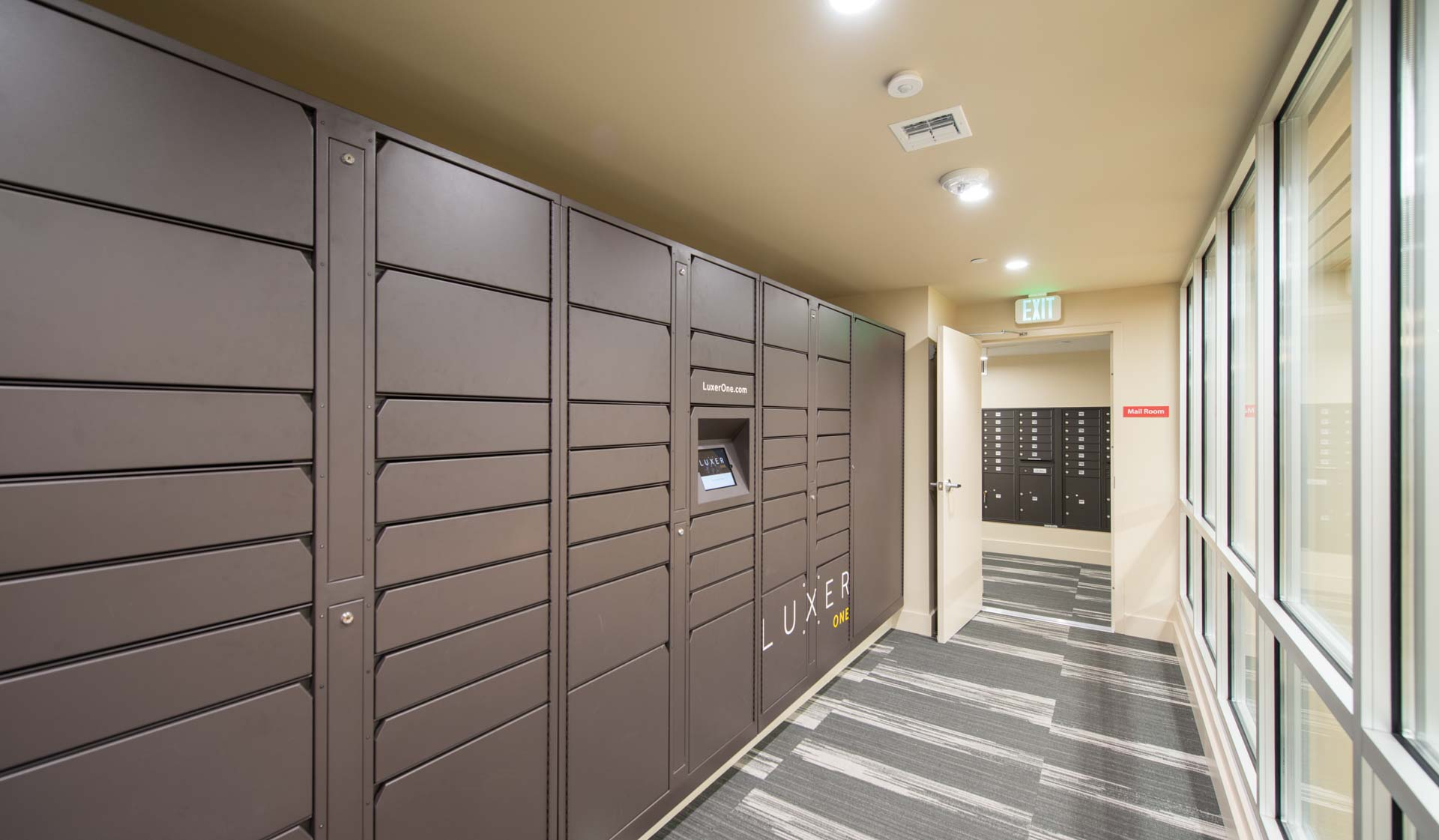 Vantage Pointe - Swampscott - Package Lockers